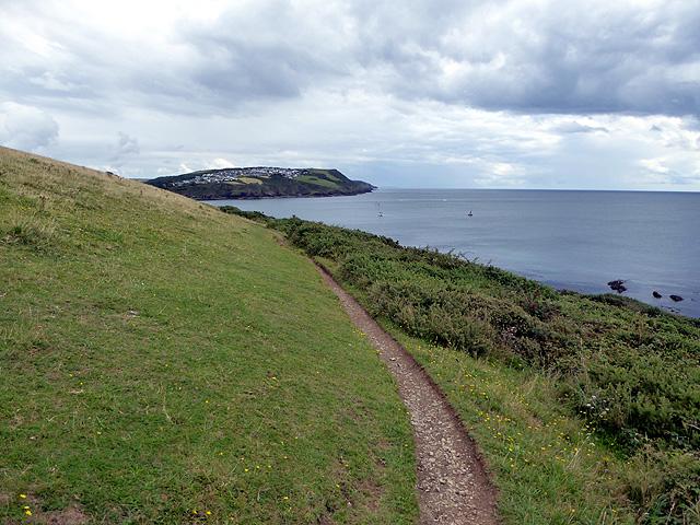 Above Southground Cliffs
