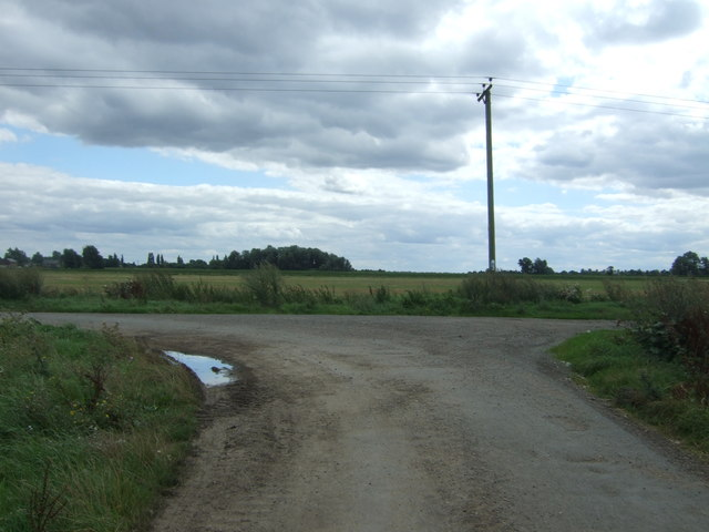 Junction on Long Drove
