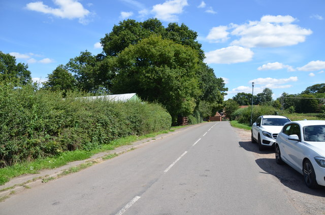 Main Street, Ossington