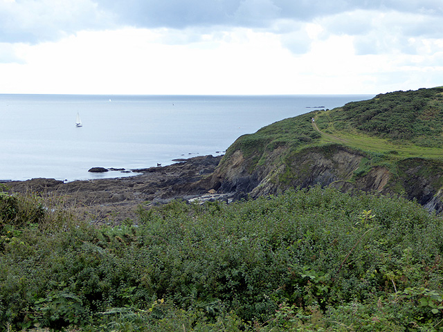 Above Coombe Haven