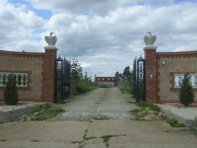 Gateway to Parkes Farm