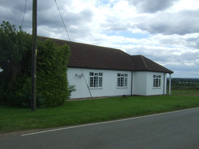 House on Aldreth Road