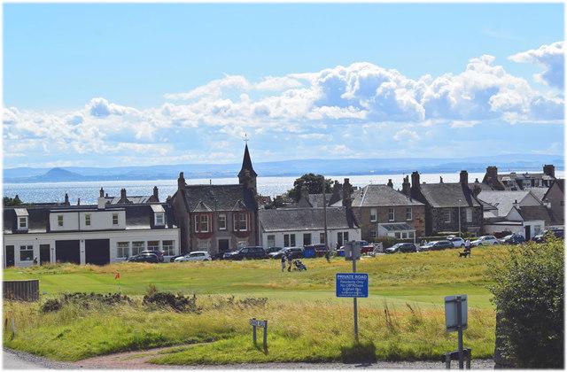 Earlsferry, Fife