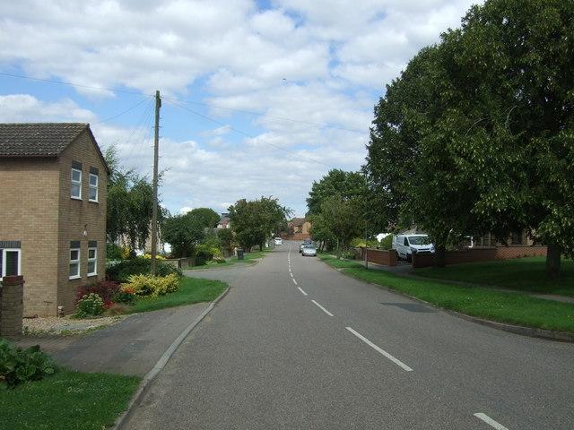 Aldreth Road, Haddenham