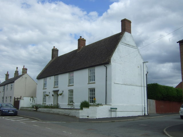 House on Aldreth Road, Haddenham