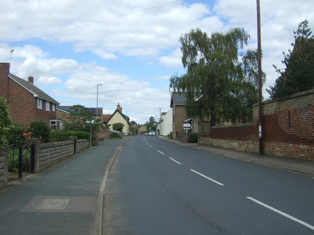 High Street, Haddenham