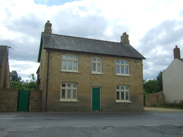 House on High Street, Wilburton