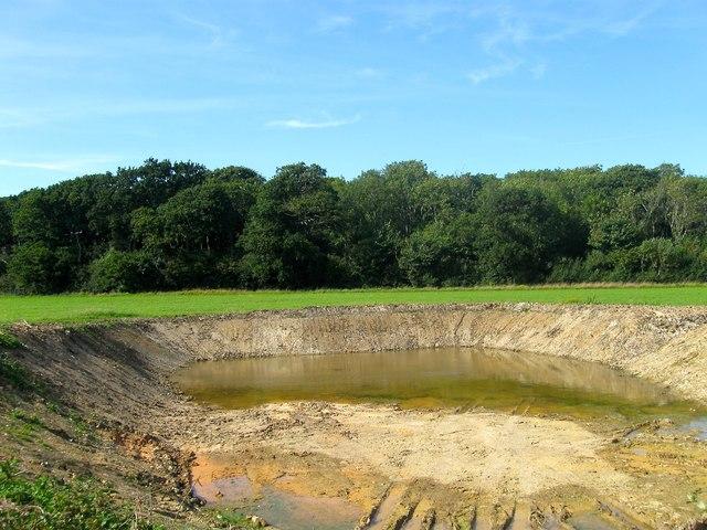 Pond, North Barn Farm