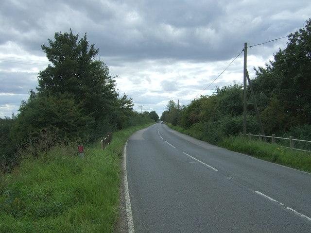 Twenty Pence Road (B1049)