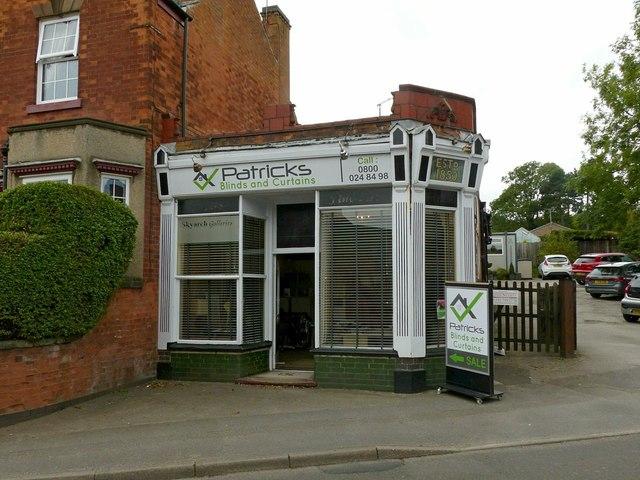 Patricks Blinds and Curtains, Flood Street, Ockbrook