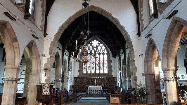 All Saints' church, Newland