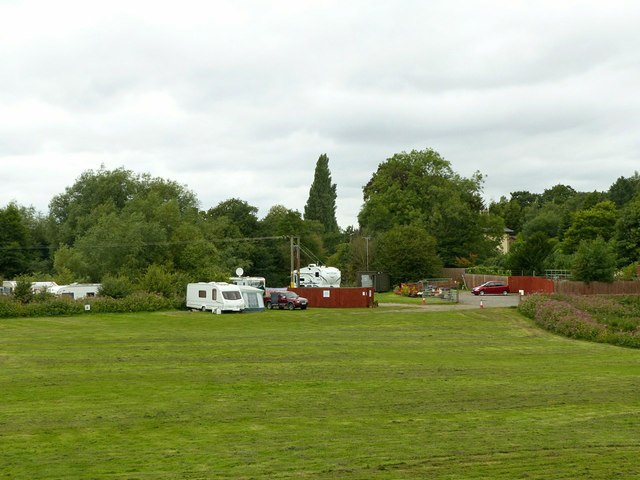 Little Stryne camping ground, Borrowash