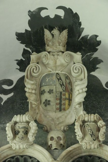 Coat of Arms on the Memorial