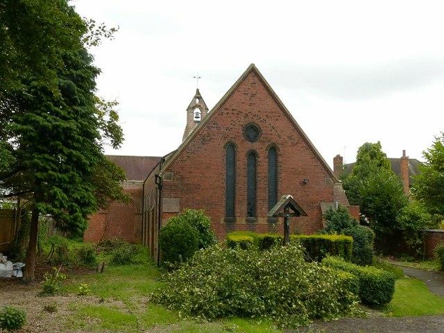 Church of St Stephen, Borrowash