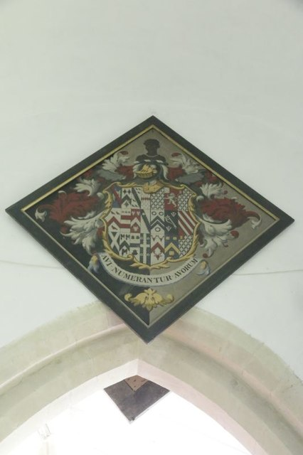 Second Funerary Hatchment