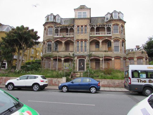 Former Berkeley Hotel, Ilfracombe