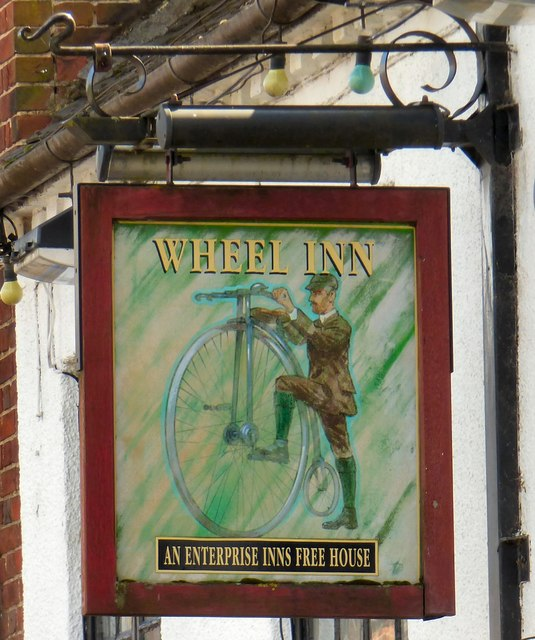Sign of the Wheel Inn