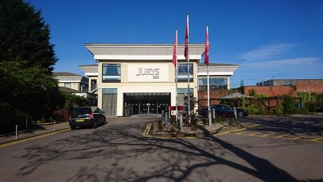 Jurys Inn, Wolvercote