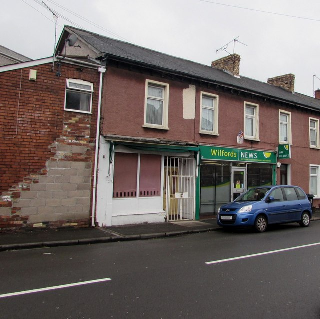 Wilfords News, Duckpool Road, Newport