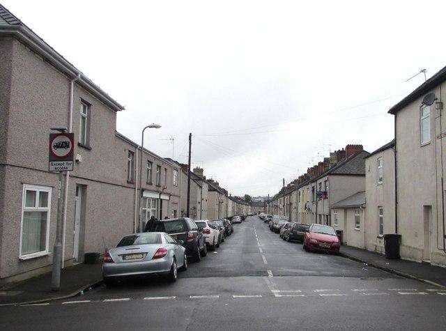 Bristol Street, Newport