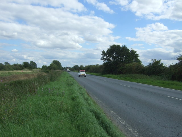 A10 towards Cambridge