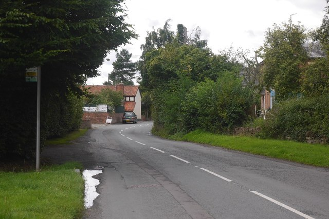 Road, Bodenham