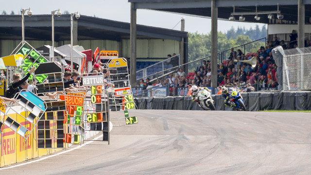 Motorcycle racing, Thruxton