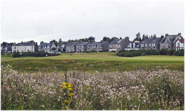 East Links & Leven Links, Fife