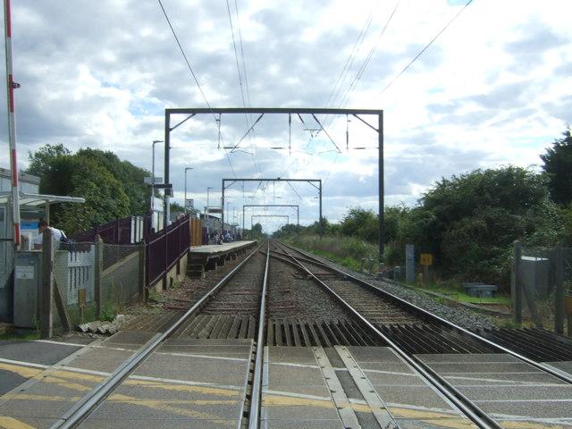 Waterbeach Railway Station