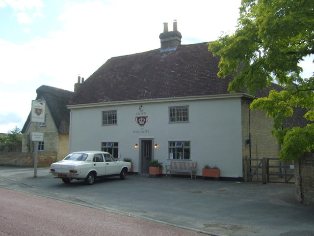 The Crown & Punchbowl, Horningsea