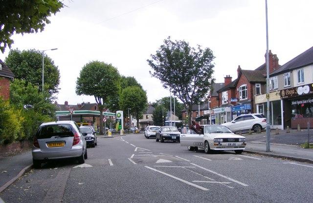 Jeffock Road