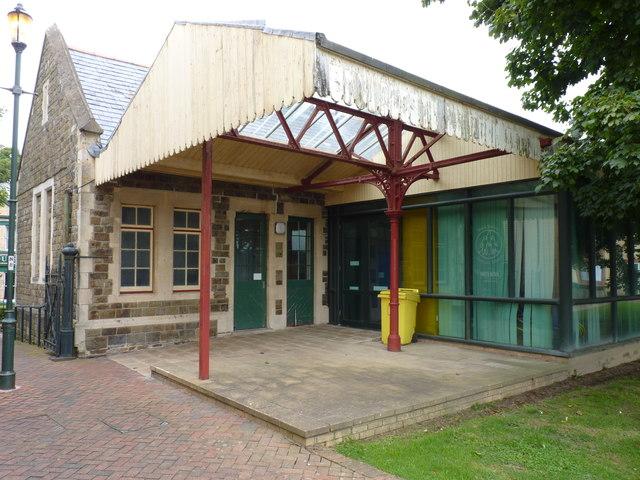 Town Station Pathfield School, Barnstaple (1)