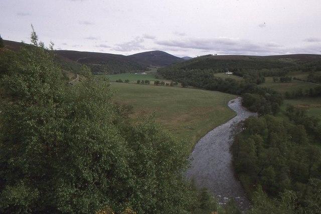 River Avon near Tomintoul