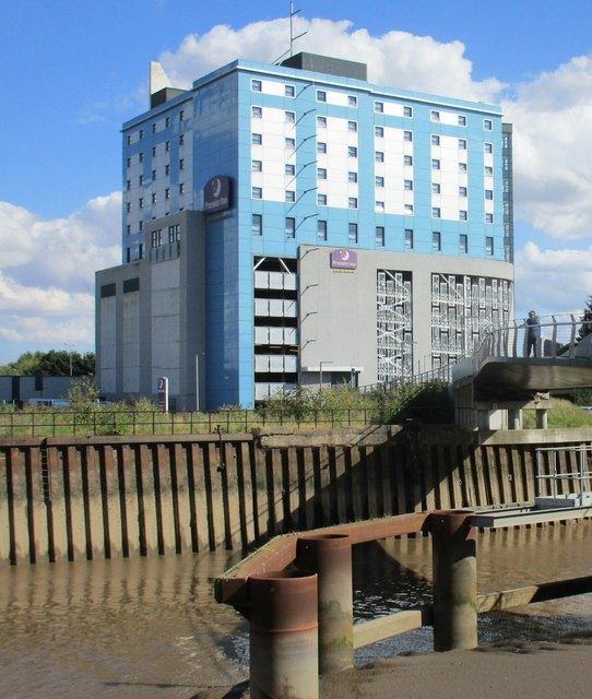 The River Hull and Premier Inn
