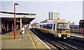 TQ3875 : Lewisham, Mid-Kent lines with Up train, 2000 by Ben Brooksbank