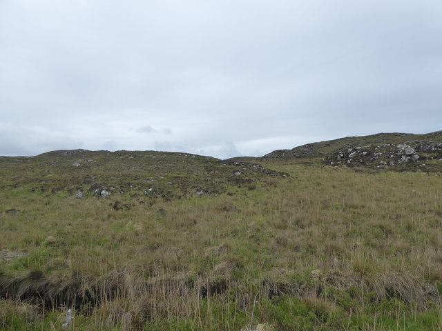 Wet moorland near Ardnamurchan Point