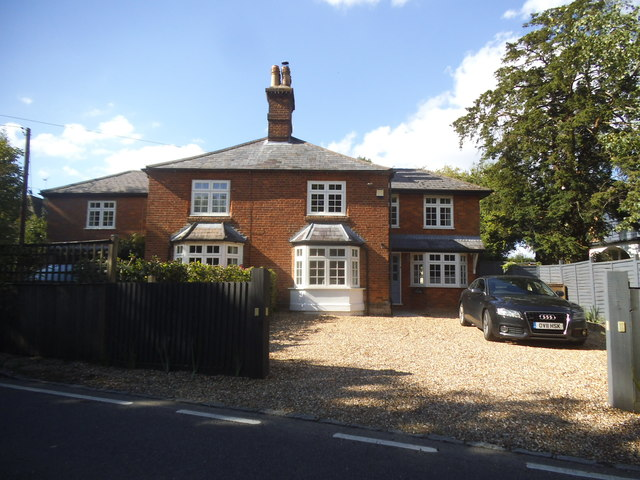 Houses on Four Ashes Road