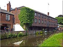 SO8171 : Former Warehouse, Stourport by Chris Allen