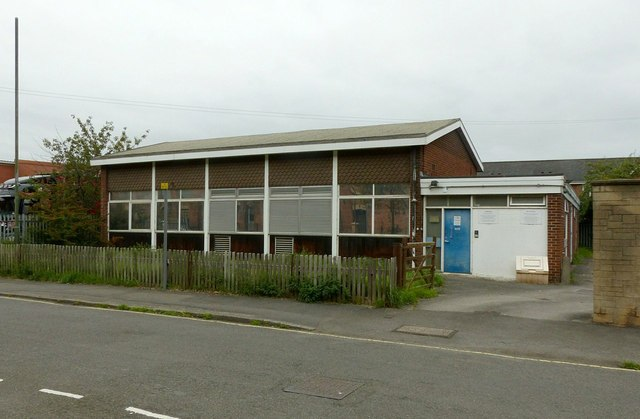 Draycott telephone exchange, Town End Road