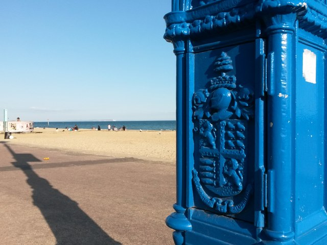 Bournemouth: an old coat of arms with a new coat of paint