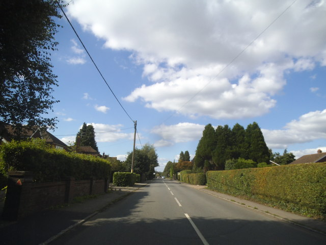 Cryer's Hill Road, Great Kingshill