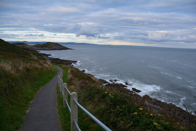 The Mumbles : Wales Coast Path
