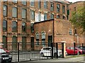 SK4433 : Victoria Mill, Draycott by Alan Murray-Rust