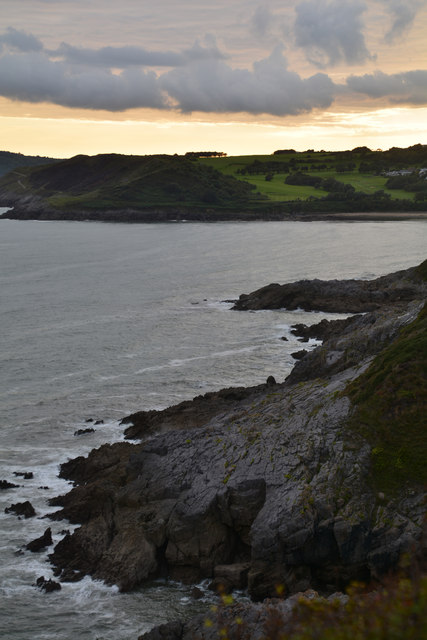 The Mumbles : Coastal Scenery