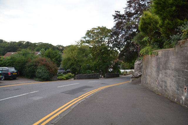 The Mumbles : Langland Road B4593