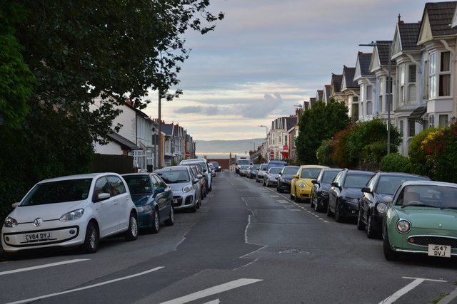 The Mumbles : Queen's Road