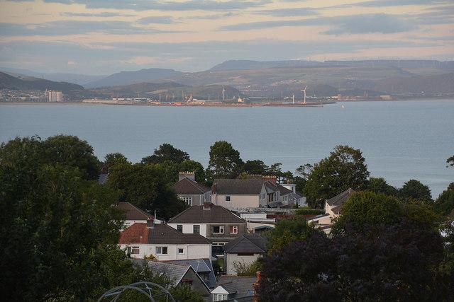 The Mumbles : Swansea Bay Scenery