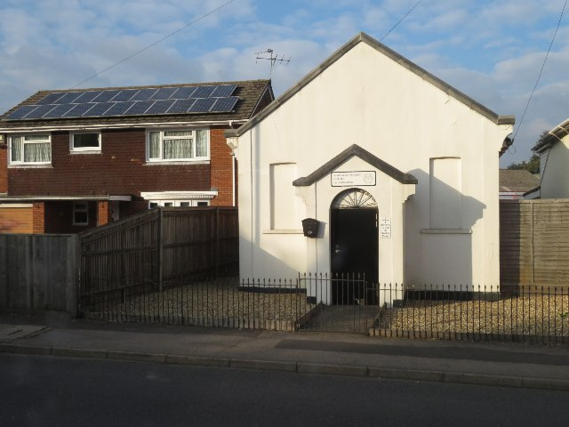 Former chapel - Worting Road