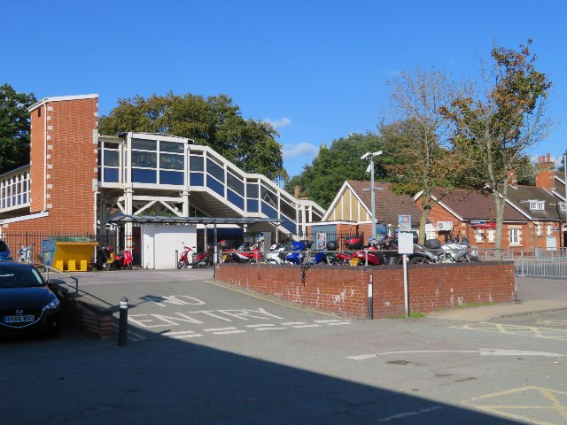 Farnborough Station