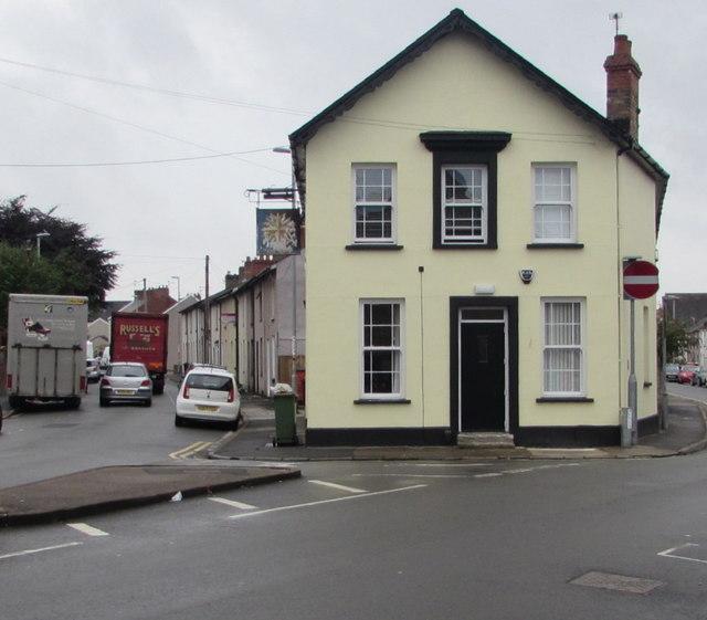 Former Star Inn, Maindee, Newport